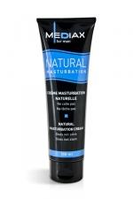 Crème de masturbation classique - Mediax : Crème de masturbation naturelle pour hommes, riche et épaisse, ultra glissante pour des sensations de plaisir décuplées.