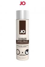 Lubrifiant hybride sans silicone 120 ml : A base d'eau et d'huile de noix de Coco, ce lubrifiant hybride est un Must Have de la marque System Joe.