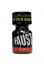 Poppers Faust 9 ml : Arôme liquide aphrodisiaque pour aromatiser votre pièce, à base de Nitrite de Penthyle.